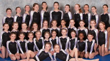 Cobra Team Gymnastics